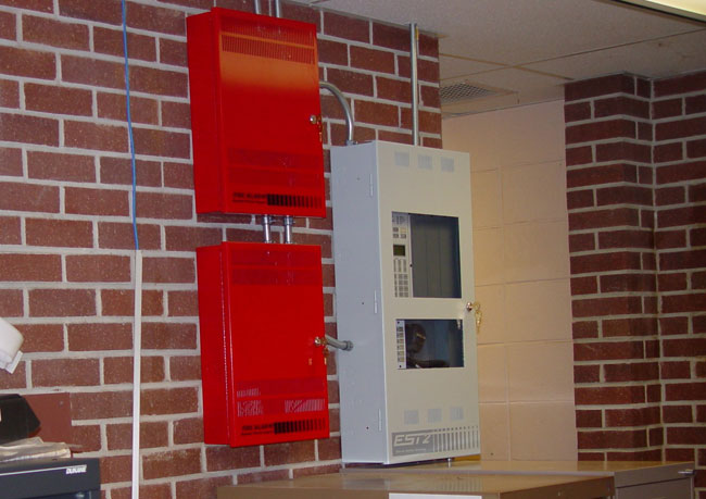 Fire alarm services p w electric inc - Fiu interior design prerequisites ...